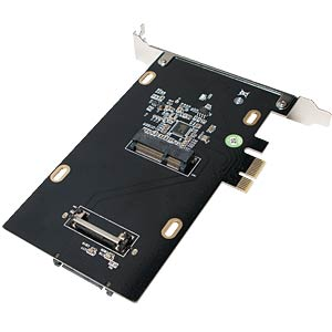 HDD/SSD Hybrid PCI-Express Card LOGILINK PC0079