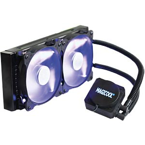 Magicool all-in-one dual water cooling system FREI MC-A240A