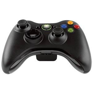 Microsoft Controller Wireless schwarz (Xbox 360) MICROSOFT B4F-00017