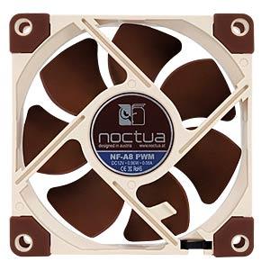 Noctua NF-A8 FLX, 80mm NOCTUA NF-A8 FLX