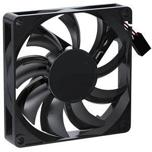 Noiseblocker BlackSilent Pro Fan PCP - 80mm NOISEBLOCKER PC-P