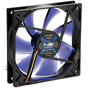 Noiseblocker BlackSilent Fan XL1, 120 mm NOISEBLOCKER XL-1