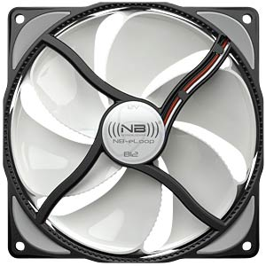 Noiseblocker NB-eLoop fan B12-1 — 120 mm NOISEBLOCKER B12-1