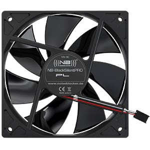 Noiseblocker BlackSilent Pro fan PLPS - 120 mm NOISEBLOCKER PL-PS