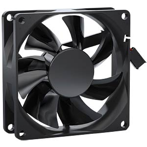 Noiseblocker BlackSilent Pro fan P-P — 80 mm NOISEBLOCKER P-P