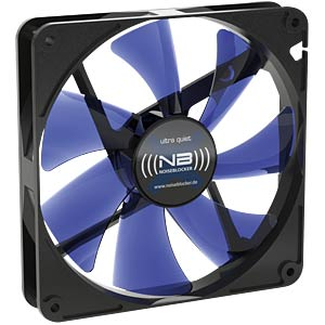 Noiseblocker BlackSilent Fan XK2, 140 mm NOISEBLOCKER XK2