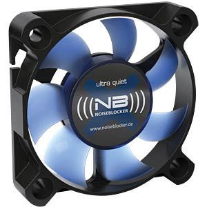 Noiseblocker BlackSilent Fan XS2, 50 mm NOISEBLOCKER XS-2