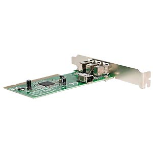 PCI-Karte 4 Port 1394a Firewire STARTECH.COM PCI1394MP