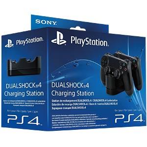 Sony DualShock 4 Charging Station, schwarz SONY 9230779