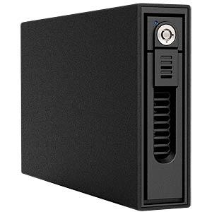"""8,89cm (3,5"""") SATA an USB 3.0 / eSATA RAIDON 12194"""