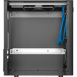 Sharkoon CA-M micro ATX, schwarz SHARKOON 4044951016112