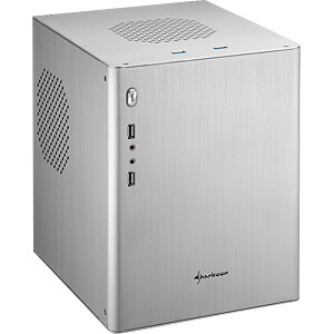 Sharkoon CA-M micro ATX, silber SHARKOON 4044951016129