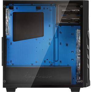 Sharkoon Midi-Tower DG7000-G, blue SHARKOON 4044951019366