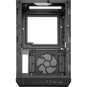 Sharkoon QB One mini ITX, schwarz SHARKOON 4044951016433