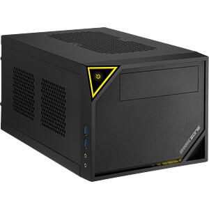 Sharkoon Zone C10 mini ITX, schwarz SHARKOON 4044951016426