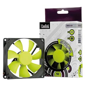 COOLINK SWIF2 920, 92mm Fan COOLINK SWIF2 920