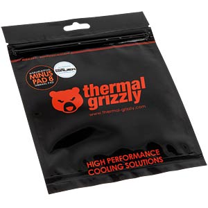 Minus Pad 8 - 120 x 20 x 0,5 mm, 2er Pack THERMAL GRIZZLY TG-MP8-120-20-05-2R
