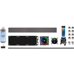 Thermaltake Pacific M360 Plus Wasserkühlung-Set THERMALTAKE CL-W218-CU00SW-A