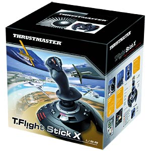 Thrustmaster T-Flight Stick X THRUSTMASTER 2960694