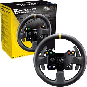 Thrustmaster Leather 28 GT Steering Wheel Add-On THRUSTMASTER 40060057