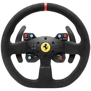 599XX Evo 30 Alcantara Steering Wheel Add-On THRUSTMASTER 4060071