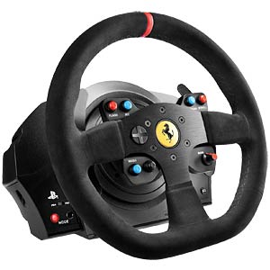 Thrustmaster T300 FIR Steering Wheel with Pedals THRUSTMASTER 4160652