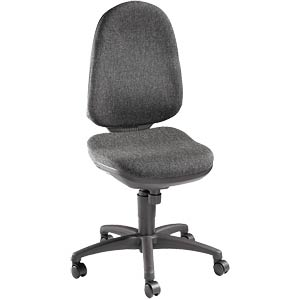 Topstar P 70 SY office chair, anthracite TOPSTAR 6550B32S