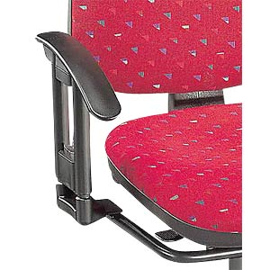 Topstar Type H armrests, height adjustable TOPSTAR 7010