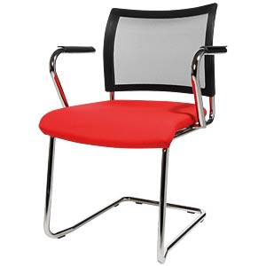 Topstar rigid armrests for visitor chair TOPSTAR 7139 CHR