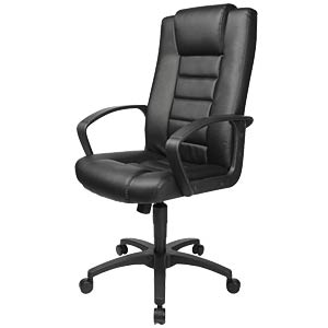 Topstar Comfort Point 10 executive chair, black TOPSTAR 7800 D60