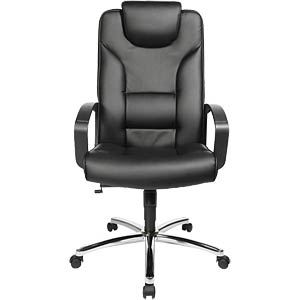 Topstar Comfort Point 50 executive chair, black TOPSTAR 7819 D60