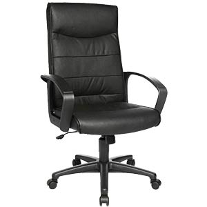 Topstar Chief Point executive chair, black TOPSTAR 8090A80