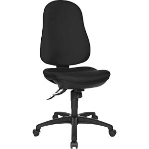 Topstar Support SY office chair, black TOPSTAR 8550M50