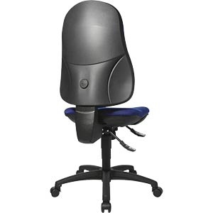 Topstar Support SY office chair, blue TOPSTAR 8550M56