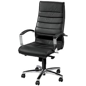 Topstar TD LUX 10 executive chair, black TOPSTAR 8779 A80