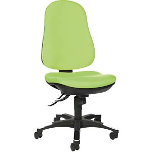 Topstar Trend SY 10 office chair, green TOPSTAR 9020G05