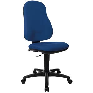 Topstar Body Balance 50 without armrests, blue TOPSTAR BAL50T26