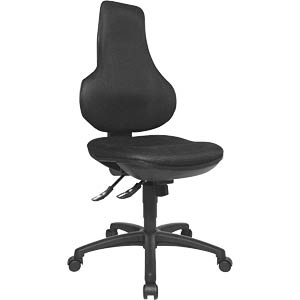 Topstar Ergo Point SY office chair, black TOPSTAR EPO2BB0
