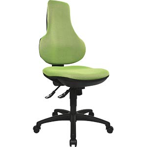 Topstar Bürostuhl Ergo Point SY grün TOPSTAR EPO2BB5
