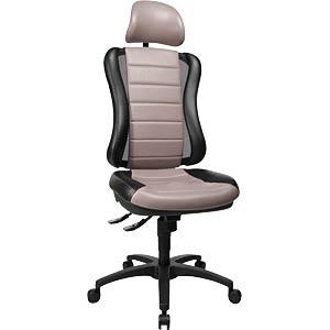Topstar Bürostuhl Head Point RS grau, schwarz TOPSTAR HE300 S103X