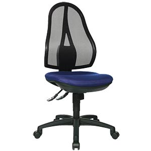 Topstar Open Point SY office chair, blue TOPSTAR OP200G26