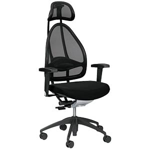 Topstar Open Art 2010 office chair, black TOPSTAR OPA0TBB00