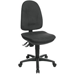 Topstar Point 30 office chair, black TOPSTAR PO30G20