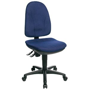 Topstar Point 30 office chair, royal blue TOPSTAR PO30G26