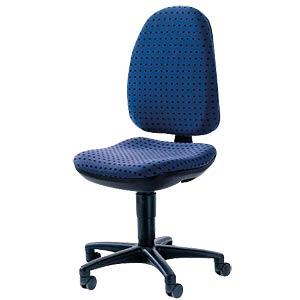 Topstar Point 30 office chair, blue-black TOPSTAR PO30H71