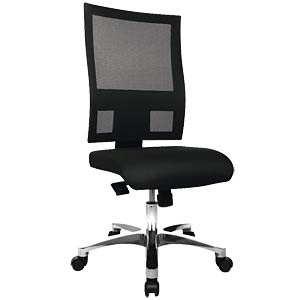 Topstar Nito office chair, black TOPSTAR PRONETSYT20