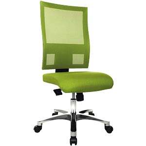 Topstar Nito office chair, apple green TOPSTAR PRONETSYT35