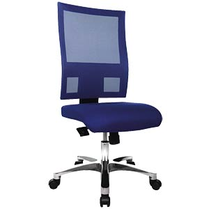 Topstar Nito office chair, royal blue TOPSTAR PRONETSYT38