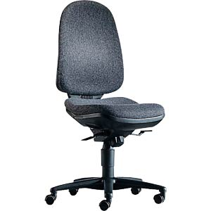 Topstar Synchro Pro 4 office chair, anthracite TOPSTAR S400-M12S