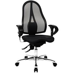 Topstar Sitness 15 office chair, black TOPSTAR ST19UG20